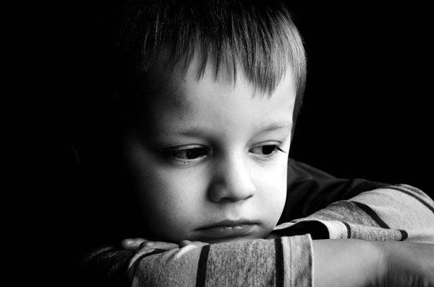 cause de stress chez un enfant