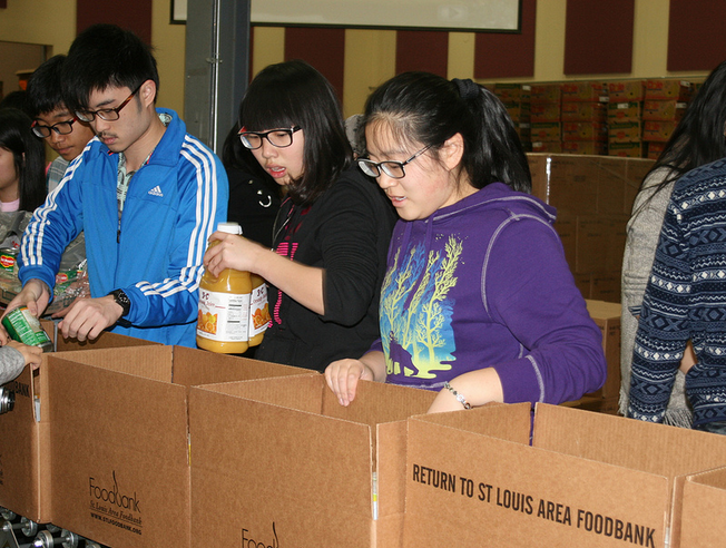 Photo by Flickr user St. Louis Area Foodbank