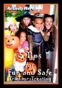 5 Tips for Fun & Safe Trick-or-Treating