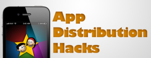 Distribution tips for mobile apps