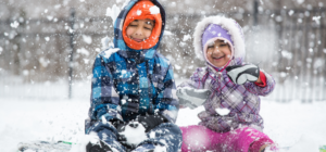 kids winter holiday activities