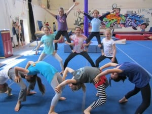 Camp Director Diaries — AcroSports Preschool performing arts organization