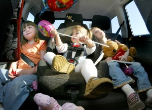 Screen-free Travel with Children