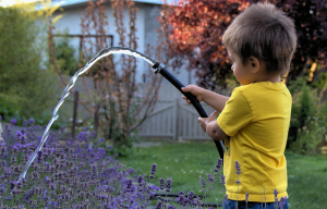 It's Not Too Late for Gardening with Kids