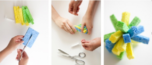 Finding Craft Summer Projects on Pinterest