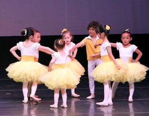 Ballerinas for Beginners: Dance Classes for Kids