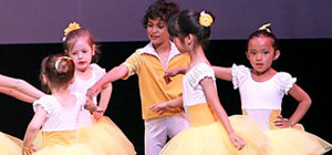 How Young Should My Child Start Dance Classes?