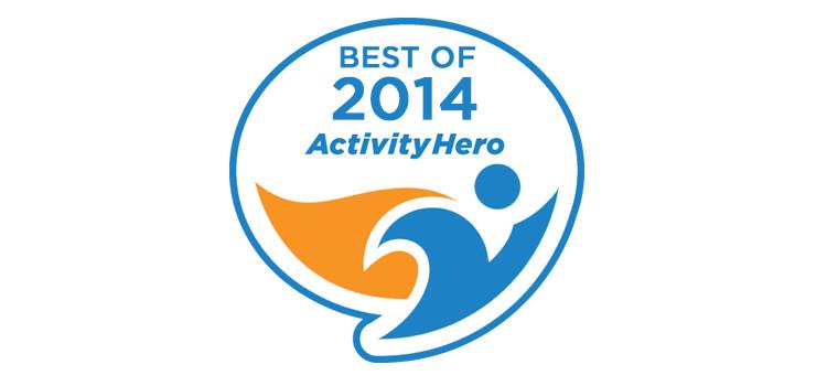 Best of ActivityHero 2014 Winners