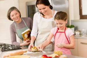 Cooking With Kids: Getting Kids Familiar with the Kitchen