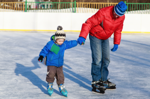 Starting Life on the Edge: Ice Skating for Tots