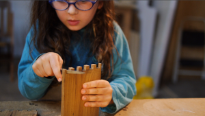 Help Bring a Woodworking Studio for Kids to San Francisco