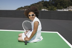 Getting Started Playing Tennis