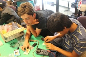Marin kids get coding, making and inventing