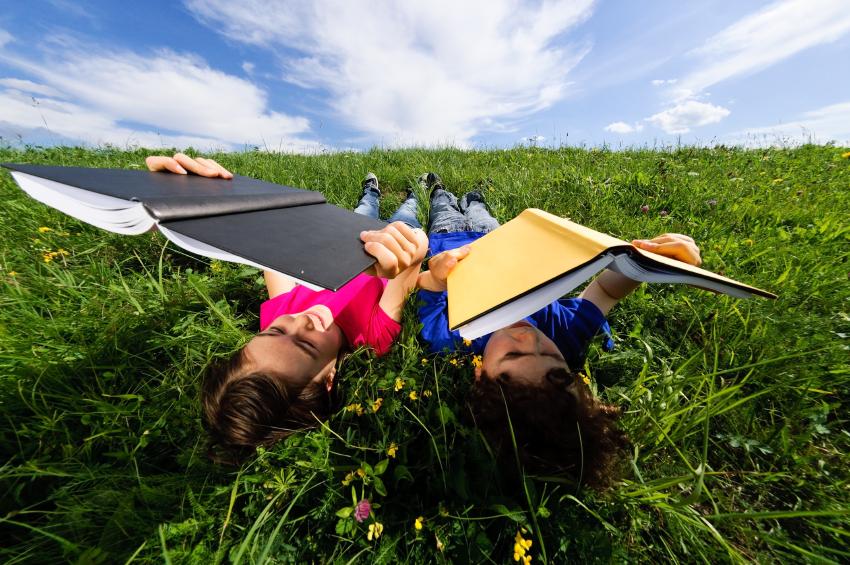 beat summer brain drain