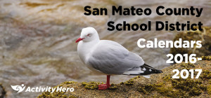 San Mateo County School District Calendars 2016-2017
