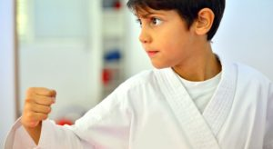 Martial Arts Helps Kids Build Confidence