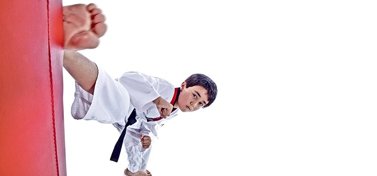 Karate Kid Kick Kids' Martial Arts and...