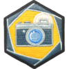 photographer patch