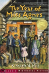 The Year of Miss Agnes book cover