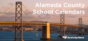 Alameda County School Calendars 2019-2020