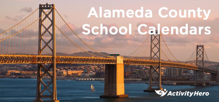 Alameda County School Calendars