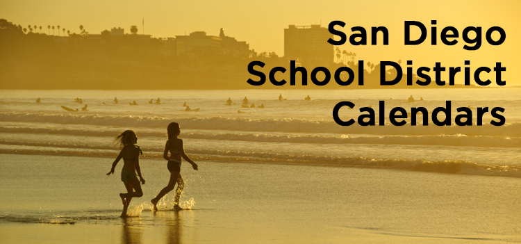 San Diego Unified School Calendar 2017 2018 Activityhero Blog