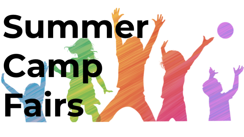 SF Bay Area Summer Camp Fairs 2018