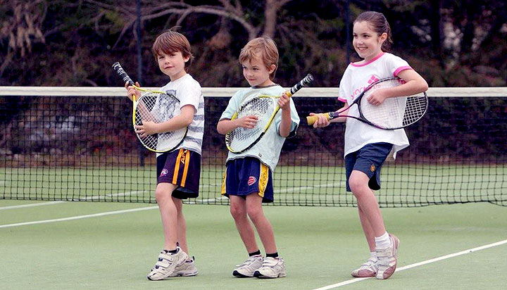 Beginning Tennis to Competitive Tennis: A Parent's Guide