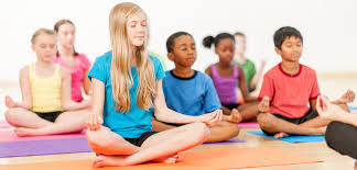 Benefits of Yoga and Meditation for Children