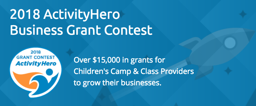 Three Finalists Selected in the ActivityHero Grant Contest