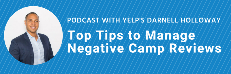 Top Tips to Manage Negative Reviews from Yelp Expert Darnell Holloway