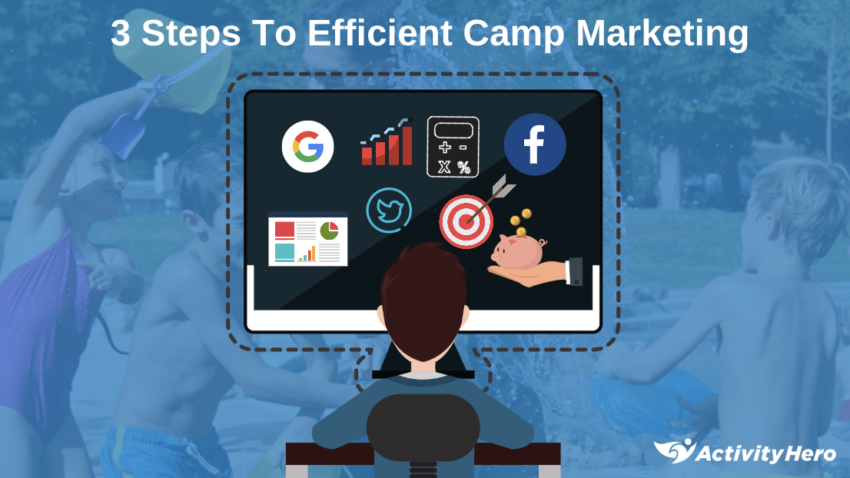 3 Steps To Efficient Camp Marketing