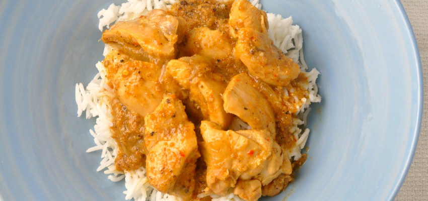 Chicken Curry Recipe Your Kids Can Help Make — from A Little Yumminess