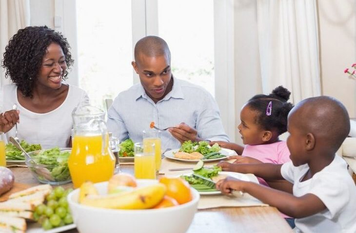 5 Keys to Healthy Living as a Family