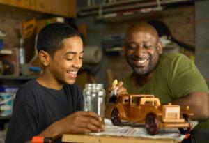 creating at a maker camp