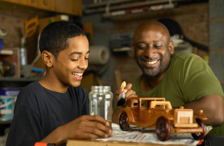 Kids Become Creators at a Maker Camp