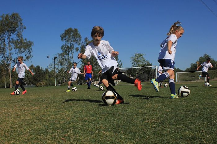 Soccer Camp for Kids: Finding the Right Fit for your Child's Goals
