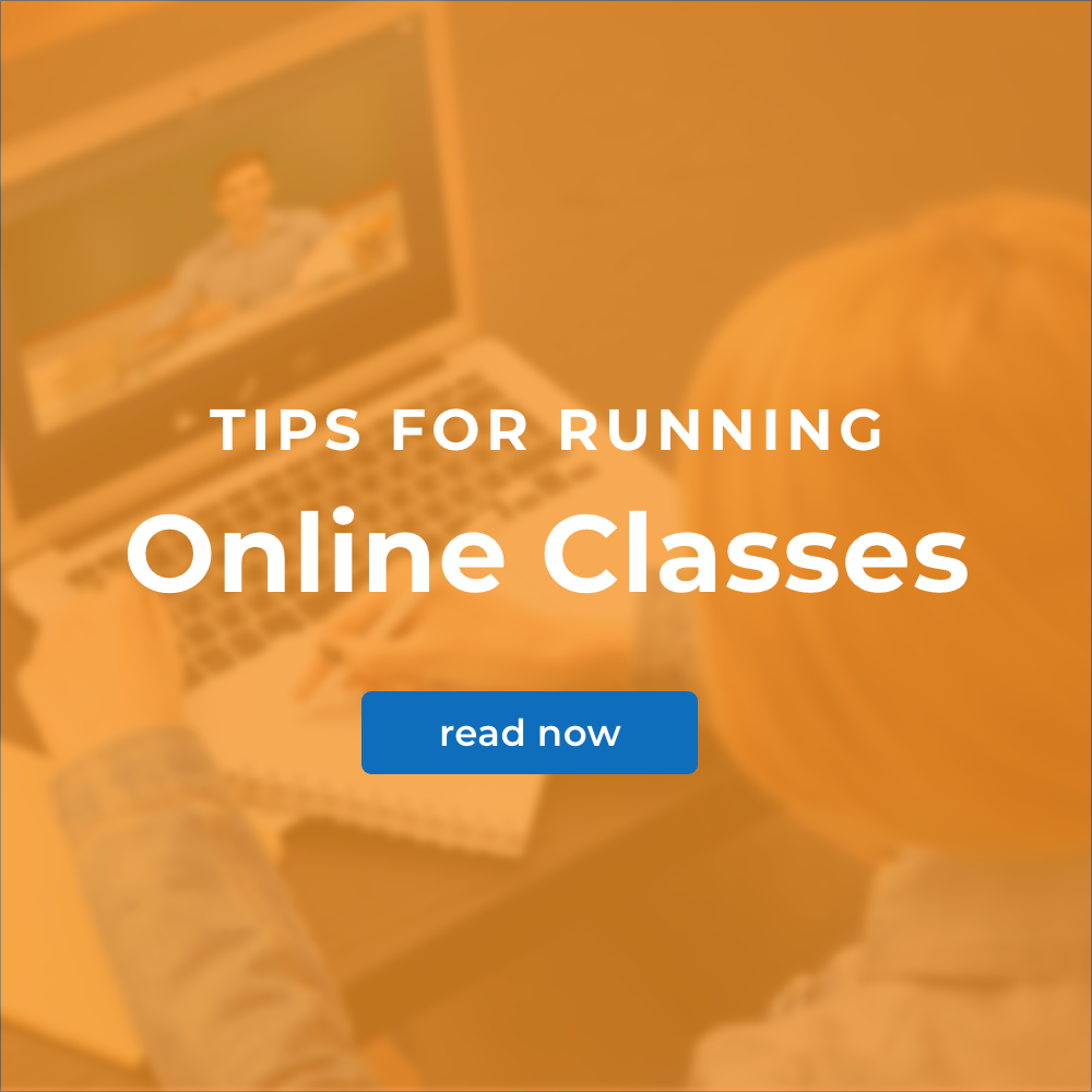 Tips on Running Online Classes