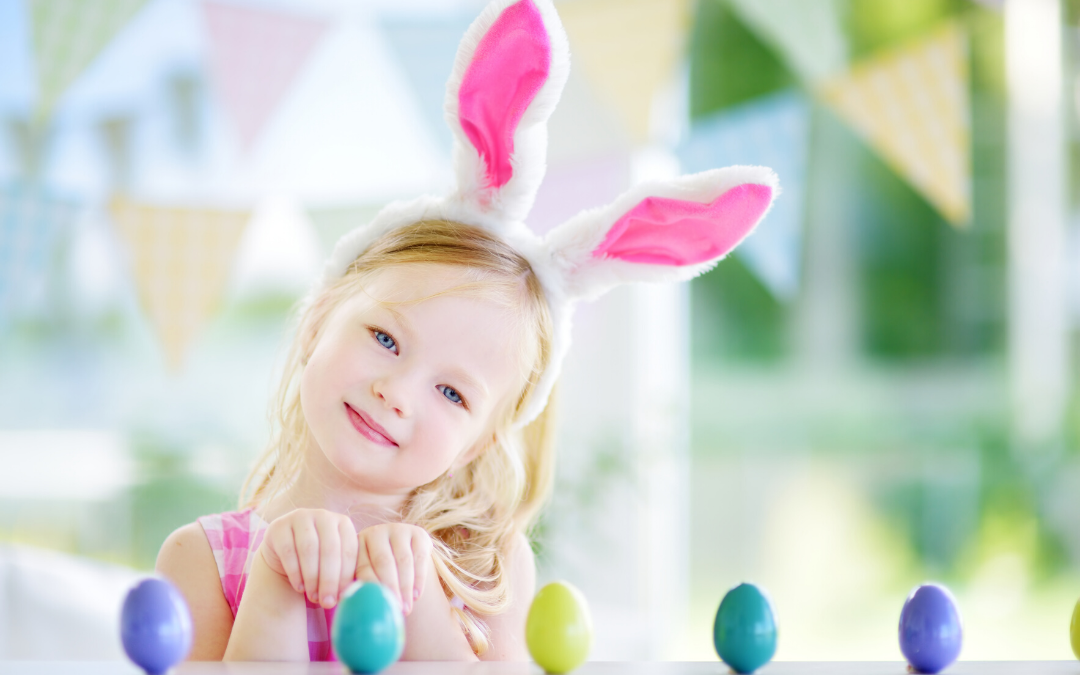 Easter Egg Hunt alternatives during social distancing