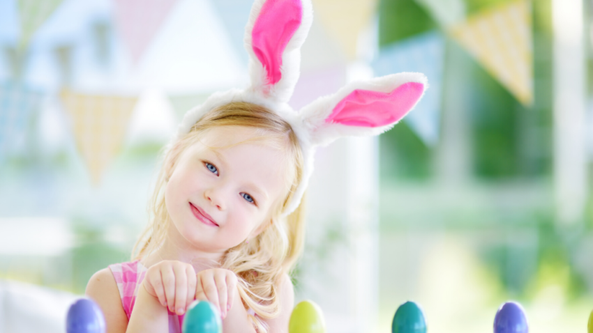Easter Ideas for Kids during COVID-19