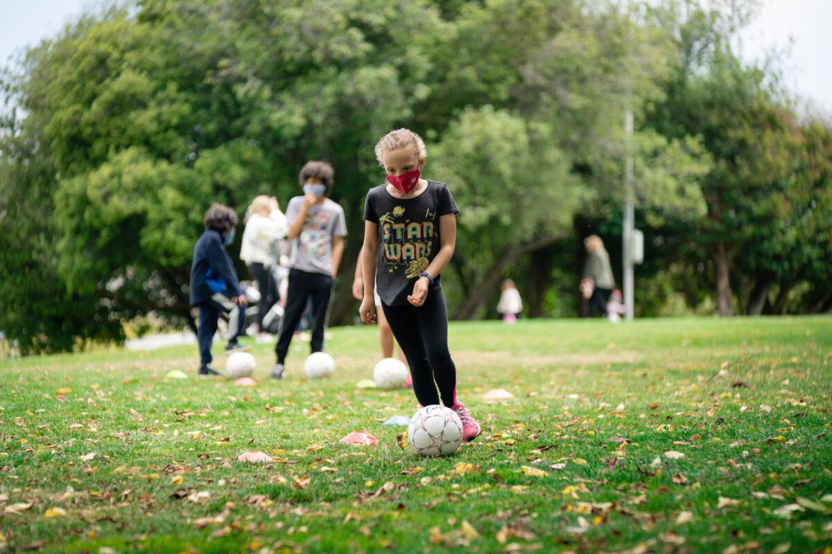 KidzToPros Soccer Camp