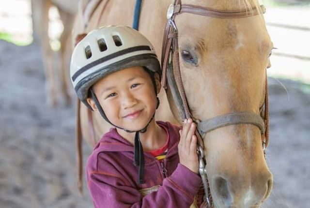 Thanksgiving Camps for Kids - Chaparrel at Golden Gate Park Horseback Riding camps for Thanksgiving - School Holiday Camps