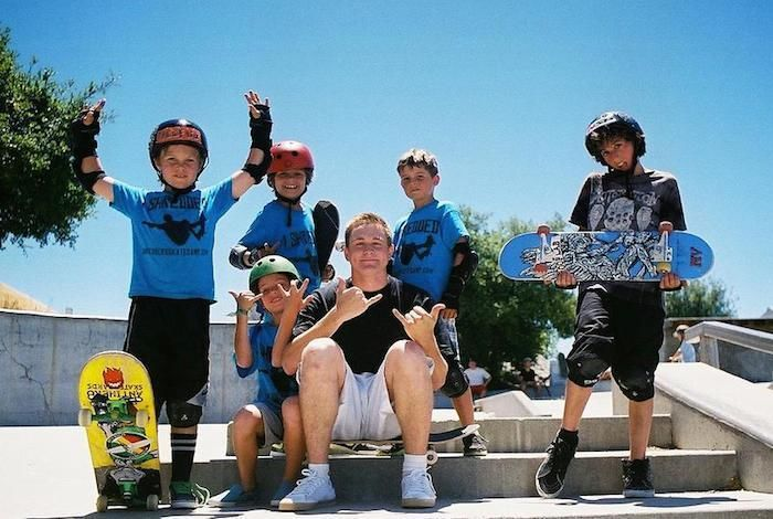 Thanksgiving Camps for Kids - Shredders Skateboarding Camp and Weekend Clinic for Thanksgiving - School Holiday Camps