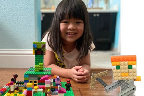 LEGO® and Minecraft Classes for Thanksgiving Break