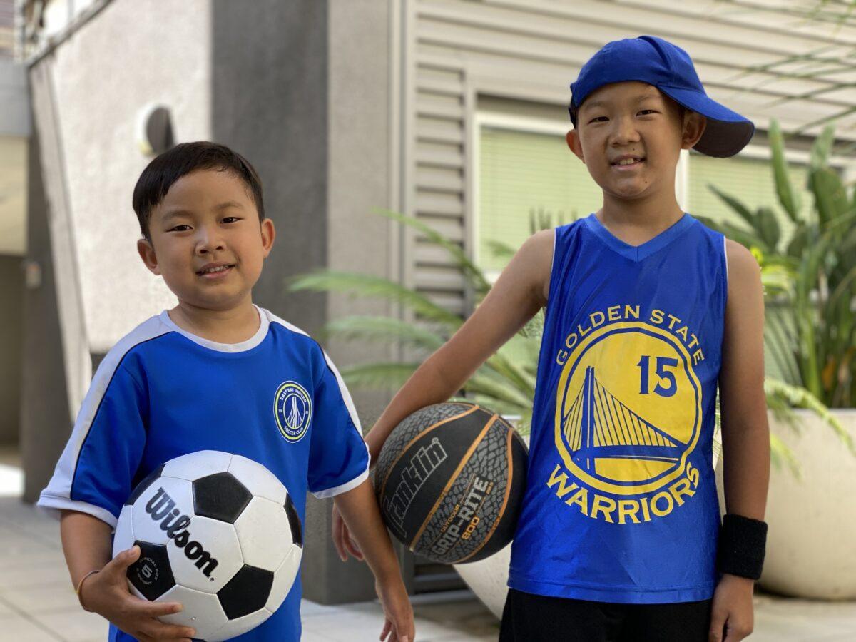 Soccer_Basketball_Kids