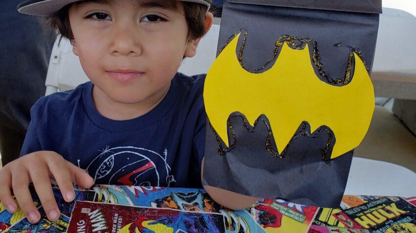Hero City Arts & Crafts